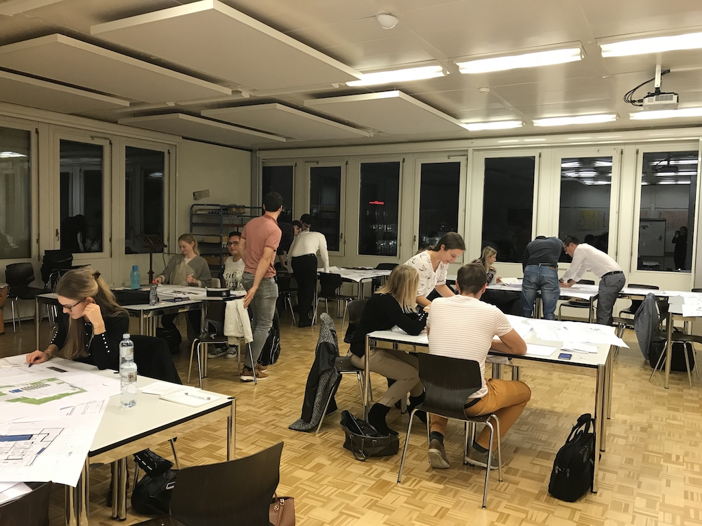 29. RPSZ-Referat / Workshop Baurecht
